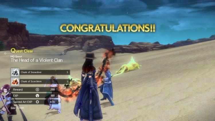 Sword Art Online Alicization Lycoris Earthfang The Lost Divine Beast Monolith Deusoldort Desert Vizeah Valley 3b