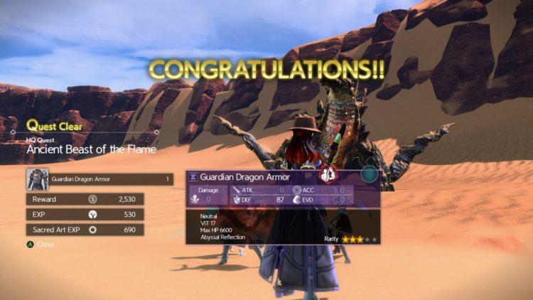 Sword Art Online Alicization Lycoris Earthfang The Lost Divine Beast Monolith Deusoldort Desert Vizeah Valley End