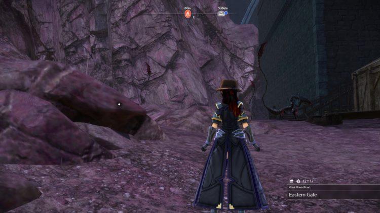 Sword Art Online Alicization Lycoris Eastavarieth Great Mound Road Golden Treasure Chests 1e