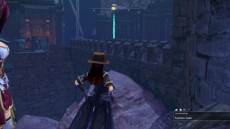 Sword Art Online Alicization Lycoris Eastavarieth Great Mound Road Golden Treasure Chests 1hb