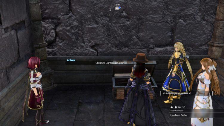 Sword Art Online Alicization Lycoris Eastavarieth Great Mound Road Golden Treasure Chests 4c