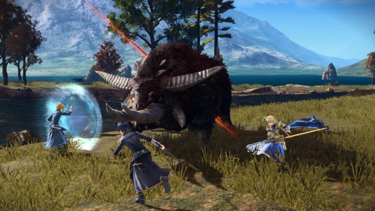 Sword Art Online Alicization Lycoris Fps Loading Multiplayer Bugs Fix Patch 1