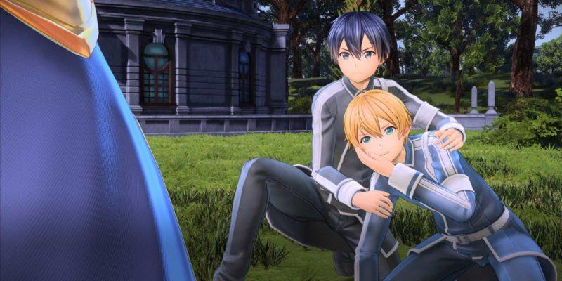Sword Art Online Alicization Lycoris Fps Loading Multiplayer Bugs Fix Patch Feat