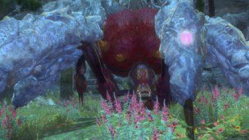 Sword Art Online Alicization Lycoris Flashfang The Ancient Divine Beast Monolith Lodend Mountains