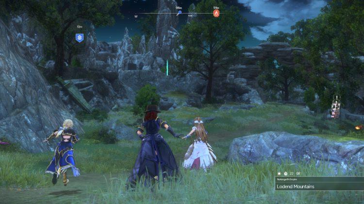 Sword Art Online Alicization Lycoris Flashfang The Ancient Divine Beast Monolith Lodend Mountains 1b