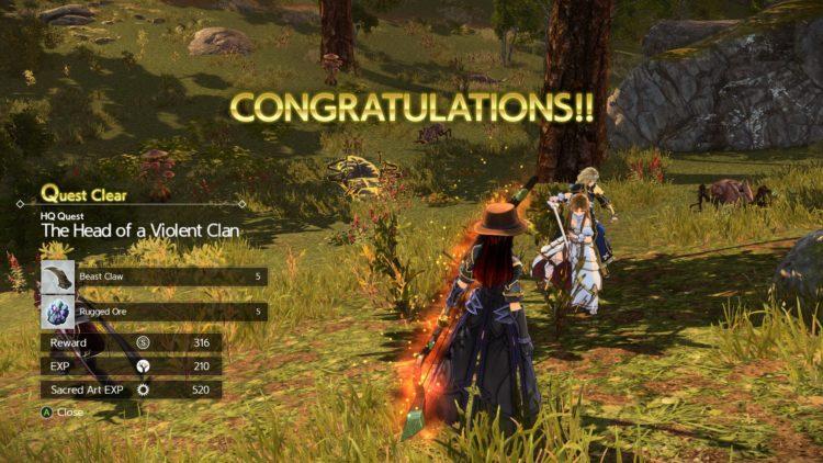 Sword Art Online Alicization Lycoris Flashfang The Ancient Divine Beast Monolith Lodend Mountains 2c
