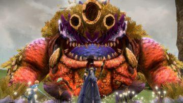 Sword Art Online Alicization Lycoris Godhorn The Abominable Divine Beast Guide Monolith Treitis Pass