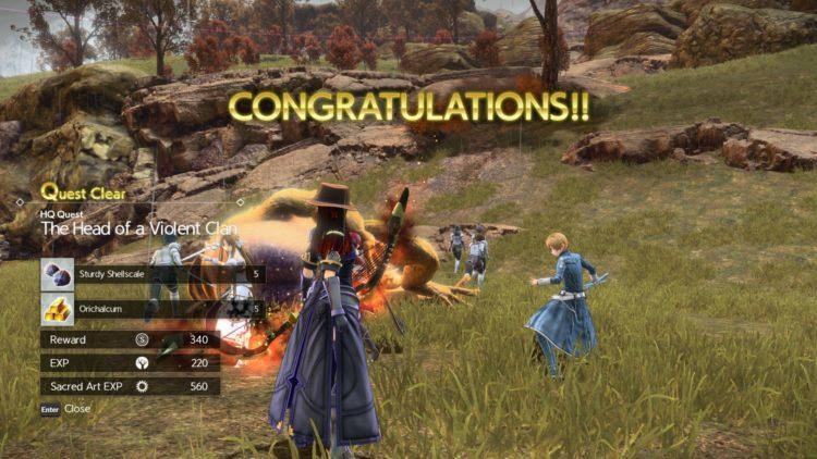 Sword Art Online Alicization Lycoris Lightseeker The Divine Divine Beast Guide Monolith Minelda Rocks 3b