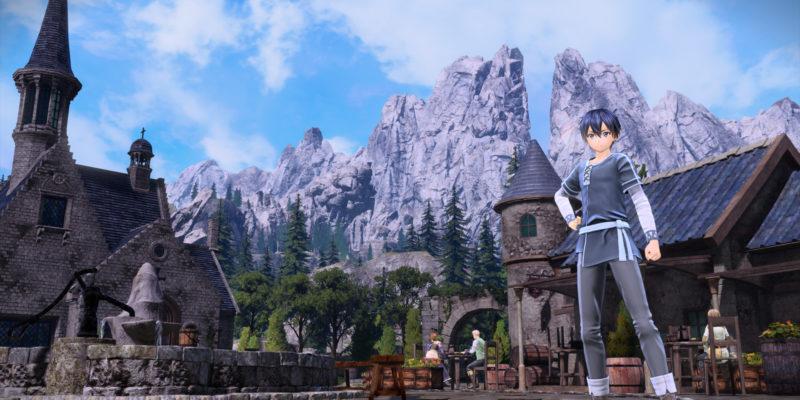 Sword Art Online Alicization Lycoris Pc Technical Review Graphics Performance
