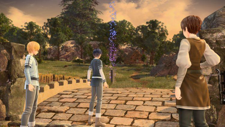 Sword Art Online Alicization Lycoris Pc Technical Review Graphics Performance End