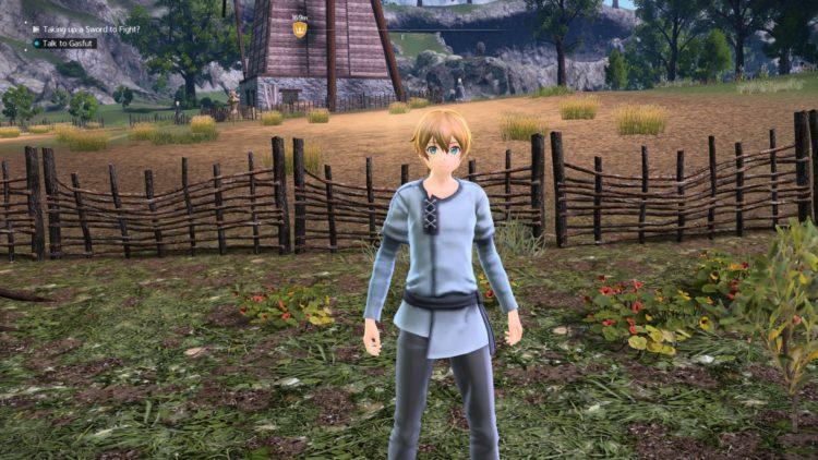 Sword Art Online Alicization Lycoris Pc Technical Review Graphics Performance Graphics Comparison 1 Low