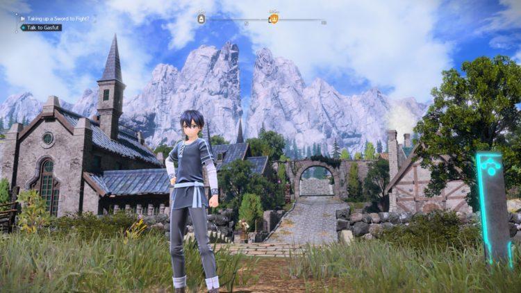 Sword Art Online Alicization Lycoris Pc Technical Review Graphics Performance Graphics Comparison 2 High