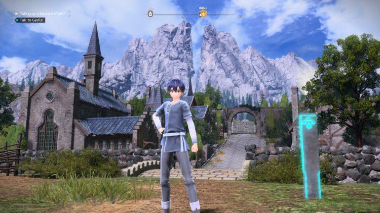 Sword Art Online Alicization Lycoris Pc Technical Review Graphics Performance Graphics Comparison 2 Low