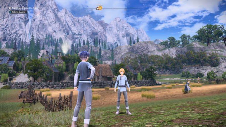 Sword Art Online Alicization Lycoris Pc Technical Review Graphics Performance Graphics Comparison 5 Low