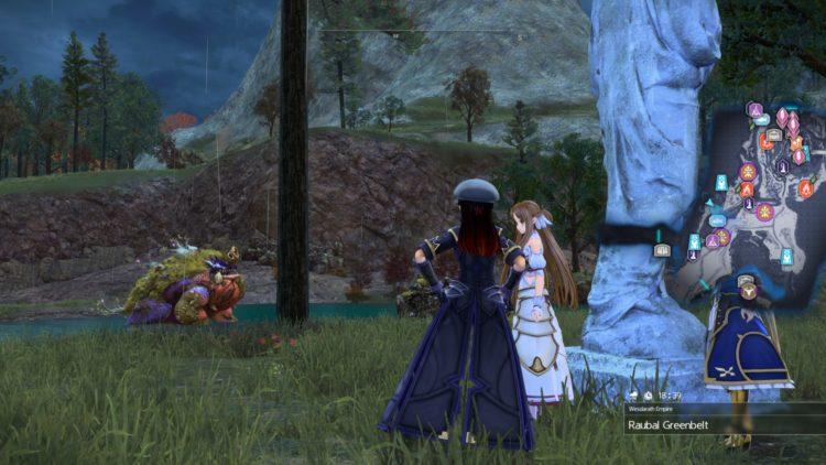 Sword Art Online Alicization Lycoris Sacred Arts Goddess Statue Sacred Arts Statue 4b