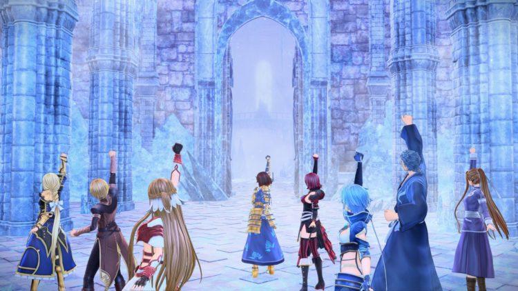 Sword Art Online Alicization Lycoris Silent Icegaol Raid Dungeon Guide Boss Loot 1b