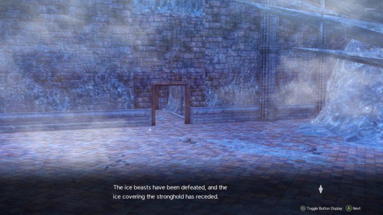 Sword Art Online Alicization Lycoris Silent Icegaol Raid Dungeon Guide Boss Loot 1g