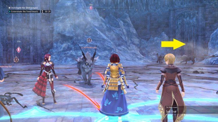Sword Art Online Alicization Lycoris Silent Icegaol Raid Dungeon Guide Boss Loot 1j