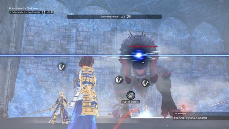 Sword Art Online Alicization Lycoris Silent Icegaol Raid Dungeon Guide Boss Loot 1k