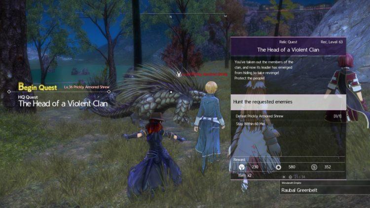 Sword Art Online Alicization Lycoris Skycrawl The Monstrous Divine Beast Monolith Raubal Greenbelt 2b