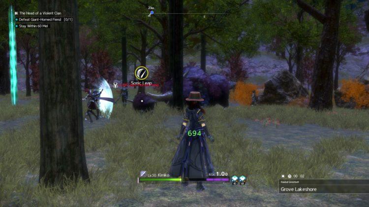 Sword Art Online Alicization Lycoris Skycrawl The Monstrous Divine Beast Monolith Raubal Greenbelt 4a