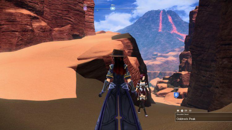 Sword Art Online Alicization Lycoris Sothercrois Golden Treasure Chests Warmia Greenbelt Vizeah Valley Deusoldort Desert 4c