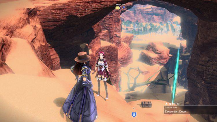 Sword Art Online Alicization Lycoris Sothercrois Golden Treasure Chests Warmia Greenbelt Vizeah Valley Deusoldort Desert 4d