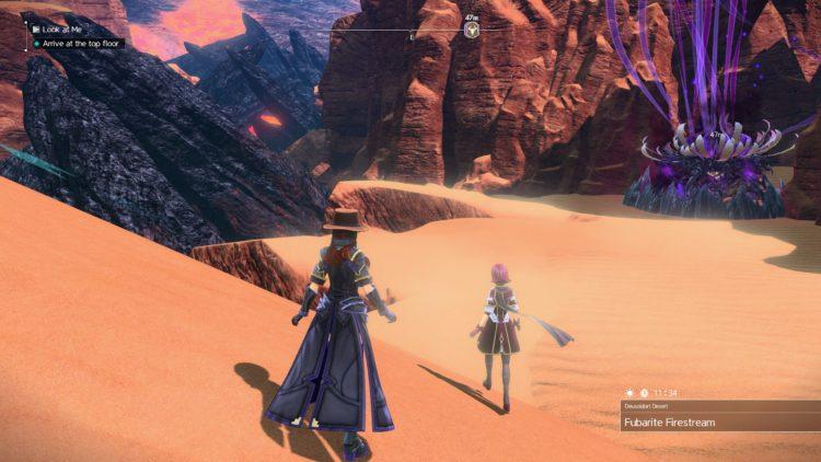 Sword Art Online Alicization Lycoris Sothercrois Golden Treasure Chests Warmia Greenbelt Vizeah Valley Deusoldort Desert 5a