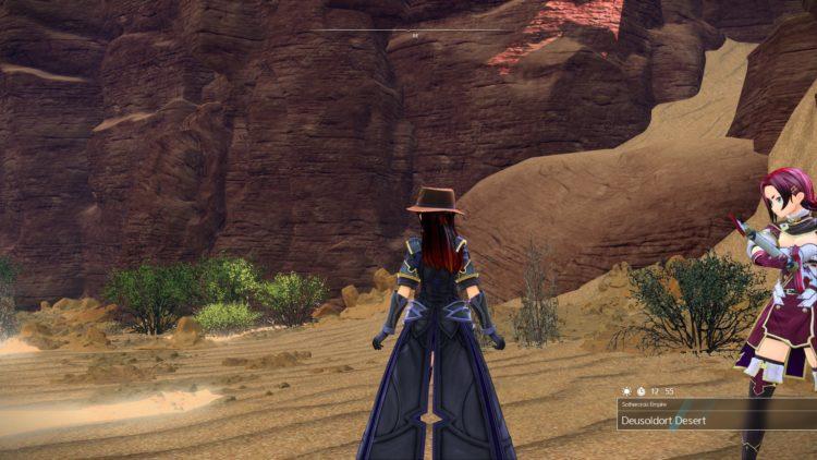 Sword Art Online Alicization Lycoris Sothercrois Golden Treasure Chests Warmia Greenbelt Vizeah Valley Deusoldort Desert 5d