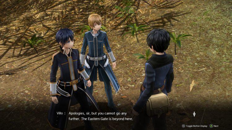 Sword Art Online Alicization Lycoris The Golden Shoot Back To Rest Main Quest Necklace 2