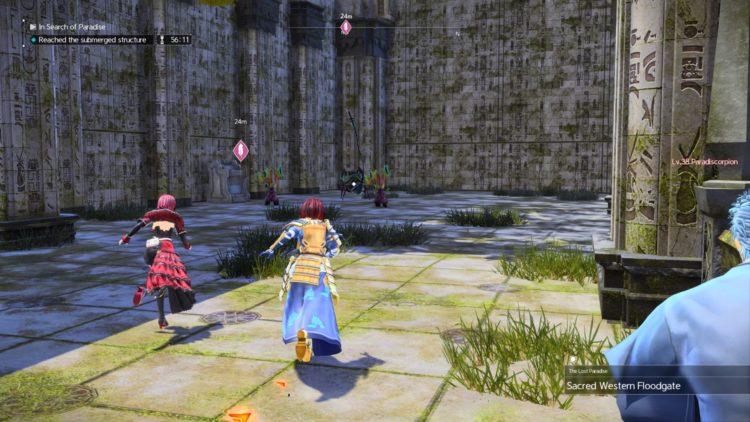 Sword Art Online Alicization Lycoris The Lost Paradise Raid Dungeon Guide Loot Bosses 5