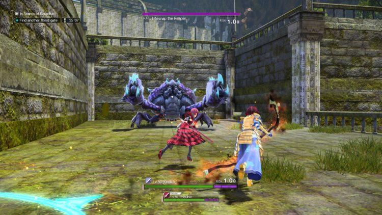 Sword Art Online Alicization Lycoris The Lost Paradise Raid Dungeon Guide Loot Bosses 6