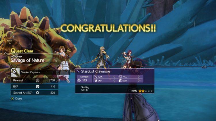 Sword Art Online Alicization Lycoris Thundertail The Vicious Divine Beast Monolith Eastern Gate Great Mound Road 4d