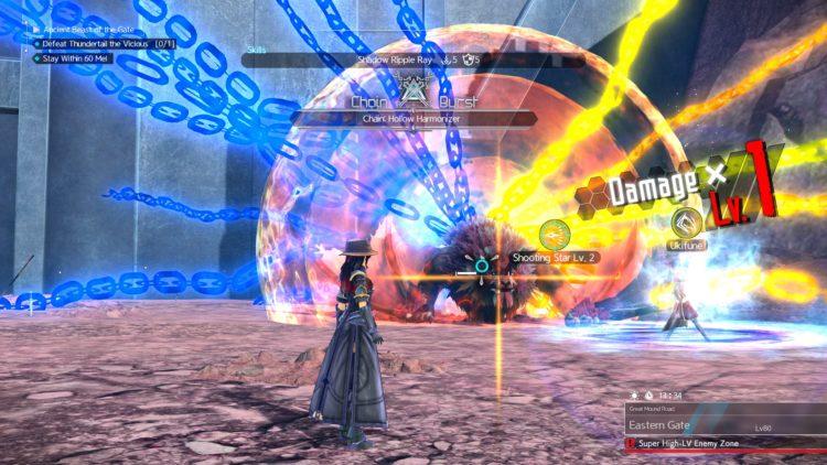 Sword Art Online Alicization Lycoris Thundertail The Vicious Divine Beast Monolith Eastern Gate Great Mound Road 5d