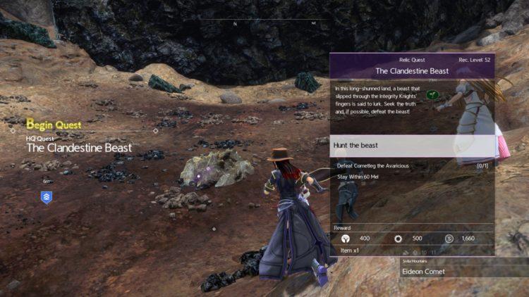 Sword Art Online Alicization Lycoris Waredge The Virtuous Divine Beast Guide Monolith Sivilia Mountains 2b