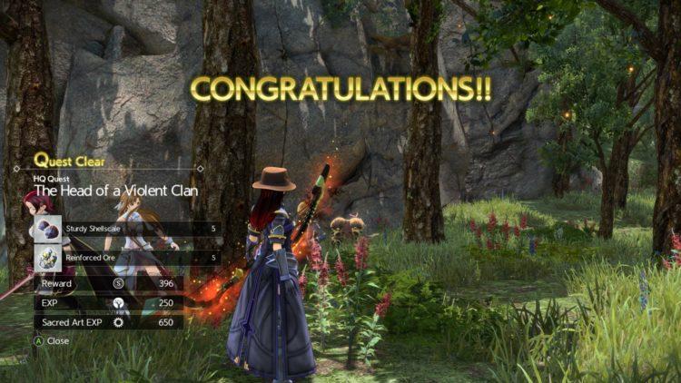 Sword Art Online Alicization Lycoris Waredge The Virtuous Divine Beast Guide Monolith Sivilia Mountains 3b