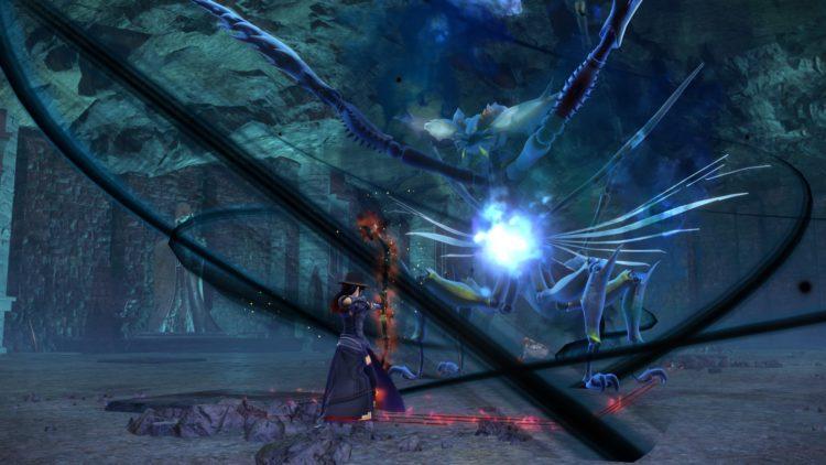 Sword Art Online Alicization Lycoris Waredge The Virtuous Divine Beast Guide Monolith Sivilia Mountains Boss 3