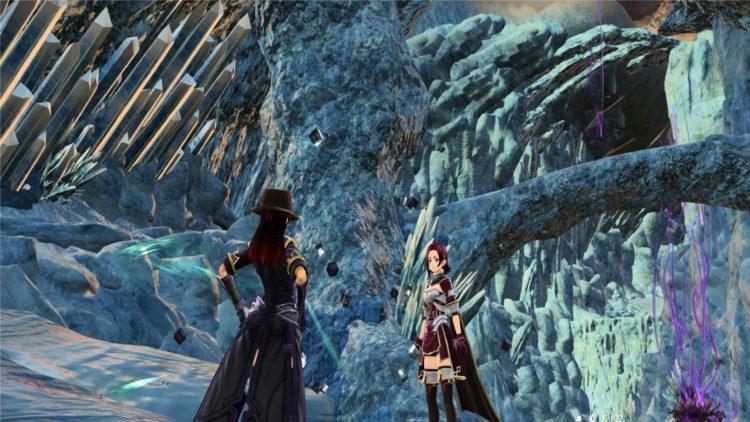Sword Art Online Alicization Lycoris Wesderath Golden Treasure Chests Mildea Plains Snild Snow Fields Feat