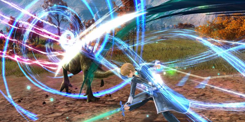 Sword Art Online Alicization Lycoris Combat Guide Skill Connect Sword Skills Chain Burst Hazard