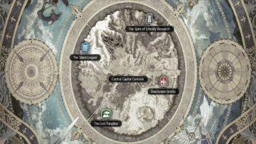 Sword Art Online Alicization Lycoris Raid Dungeons Guide Patch 1.03