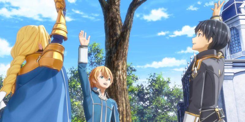 Sword Art Online Alicization Lycoris Recruit Integrity Knights Recruit Characters Bercouli