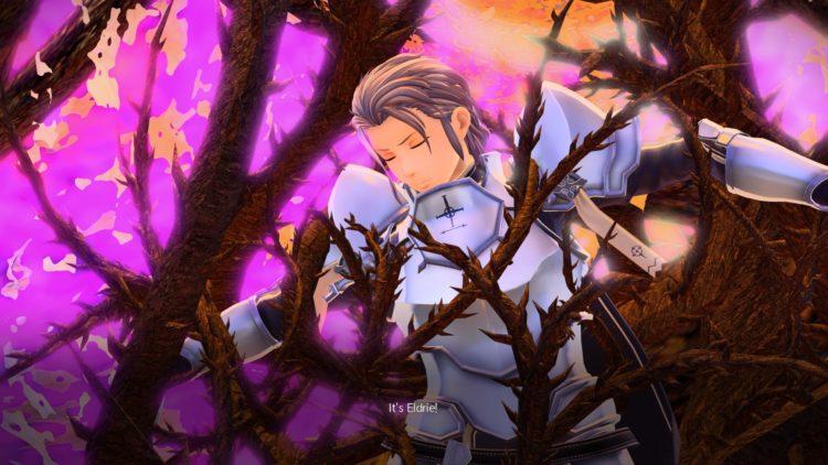 Sword Art Online Alicization Lycoris Recruit Integrity Knights Recruit Characters Bercouli 1