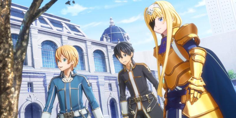 Sword Art Online Alicization Lycoris Review Pc Review