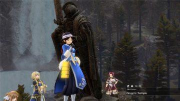 Sword Art Online Alicization Lycoris Secret Ex Skill Secret Class Skill Warrior Statue