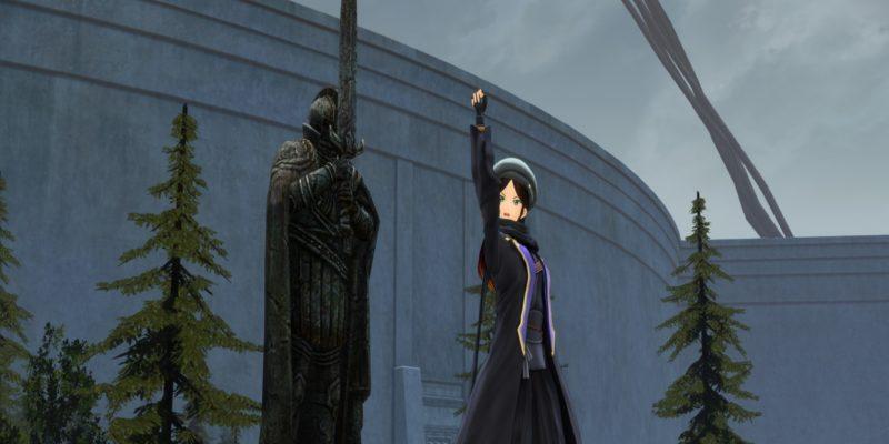Sword Art Online Alicization Lycoris Unlock Character Classes Scout Berserker Healer Tank