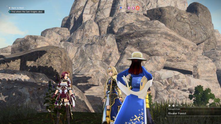 Sword Art Online Alicization Lycoris Unlock Character Classes Scout Berserker Healer Tank Debuffer 1