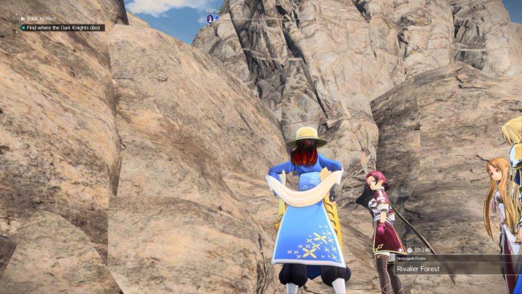 Sword Art Online Alicization Lycoris Unlock Character Classes Scout Berserker Healer Tank Debuffer 3