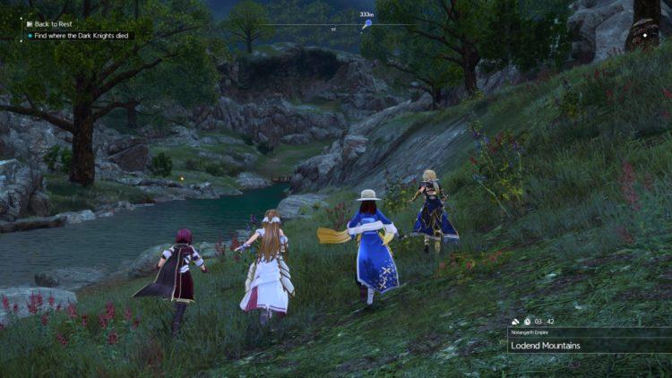 Sword Art Online Alicization Lycoris Unlock Character Classes Scout Berserker Healer Tank Heal 2