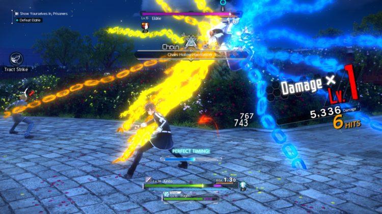 Sword Art Online Alicization Lycoris Unlock Sword Skills Weapon Skills Skill Tree 6