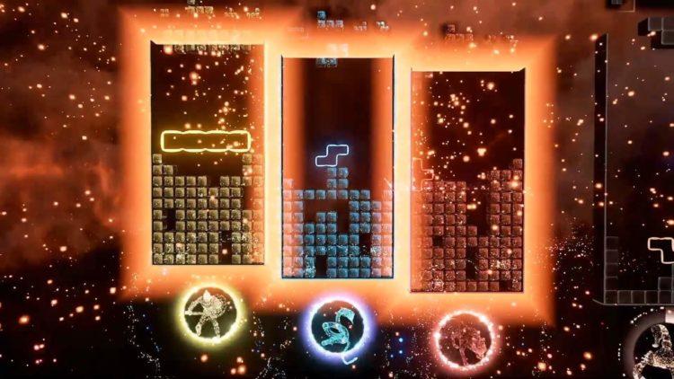 Tetris Effect Connected trailer Xbox Games Showcase